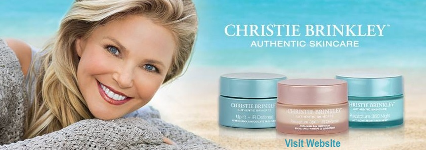 Christie Brinkley Skin Care Review