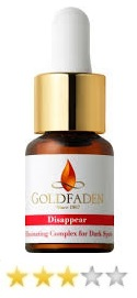 GoldFaden Dark Spot Eliminating Complex