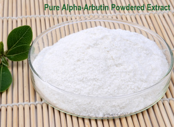 Pure Alpha Arbutin Powder
