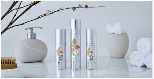 Zeta White Skin Lightening System