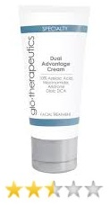 Glo-therapeutics Dual Advantage Cream Review
